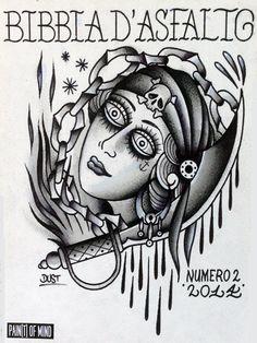 Numero 2 - agosto 2014 http://www.matiskloedizioni.com/bibbiadasfalto/numero02.html