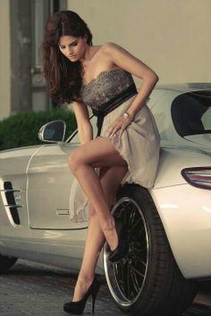 High Heels & Cars
