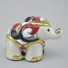 "Статуэтка ""Белый слоненок"" Артикул:3932 Производитель:Уругвай Состав:керамика, глазурь Размер:9,5 х 8 х 7,5 3 428 руб."