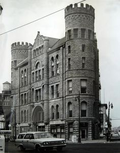 Grand Army of the Republic Building - Old photos — Historic Detroit