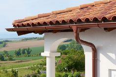 Homeplaza - Dachrinnensysteme aus Aluminium bieten dauerhaften Regenschutz - Mit Form, Farbe und Vielfalt gegen Feuchtigkeit
