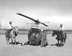 Texas DPS...........Bell 47G, with pilot Paul Creech 1969