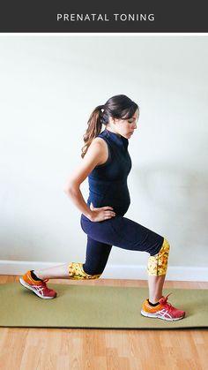 Prenatal Toning & Ex