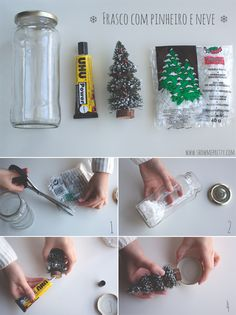 do-it-yourself christmas decorations #1 (3/4)