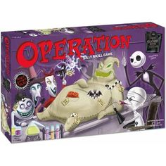 Operation The Nightmare Before Christmas Collector's Edition - Walmart.com