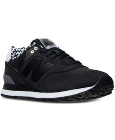 New Balance Women's 574 Acrylic Casual Sneakers from Finish Line