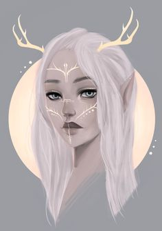 Portrait of my Lavellan from Dragon Age: Inquistion. Portrait of my Lavellan from Dragon Age: Inquistion. Pretty Art, Cute Art, Character Inspiration, Character Art, Female Character Design, Art Sketches, Art Drawings, Eyes Artwork, Elfa