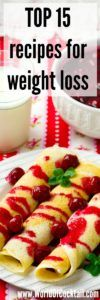 Pancakes from the cottage cheese dough