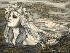 Lo Specchio-Cielo: Molly Cass e il Nove di Cuori, K.Briggs ...