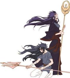Saga & Kanon