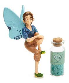 Look what I found on #zulily! Holden Garden Fairy Figurine #zulilyfinds