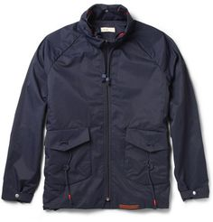 Folk Hooded Rain Jacket   MR PORTER