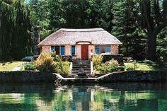 Lake Naverone Underberg Gazebo, Outdoor Structures, Cabin, Adventure, House Styles, Home Decor, Kiosk, Decoration Home, Room Decor