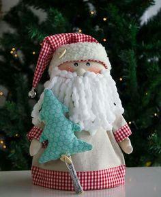 It's Christmas Time Christmas Sewing, Christmas Love, Christmas Colors, Christmas Holidays, Santa Crafts, Felt Crafts, Christmas Crafts, Christmas Ornaments, Diy Projects Handmade