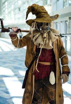 scare crow halloween costumes