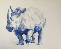 Lizma Schoeman - Rhino