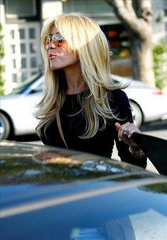Kristin Cavallari - Kristin Cavallari leaves Neil George hair salon in Beverly Hills (100258455) - BuddyTV