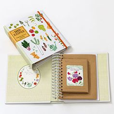 25 gifts for the home & garden enthusiast   Seed keeper   Sunset.com