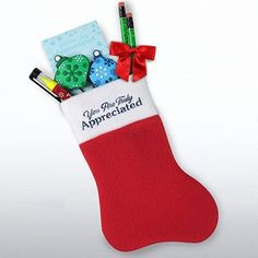 Holiday Stocking Gift Set | Baudville