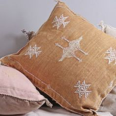 Cactus silk cushions (square) | R999.00 | www.thestorer.co