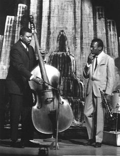 Smooth Jazz Artists, Paul Chambers, Jazz Radio, Apollo Theater, Double Bass, Miles Davis, Jazz Musicians, Blues Music, Music Icon