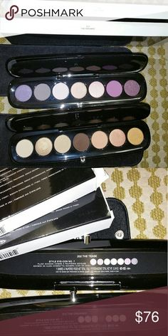 Marc Jacobs eye shadow palettes retail $59 each. The Dreamer 212, The Tease 202 $38 each. Marc Jacobs Makeup Eyeshadow