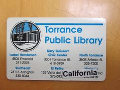 Torrance Public Library  California by plano.library, via Flickr