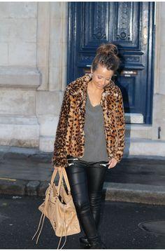 Le manteau léopard
