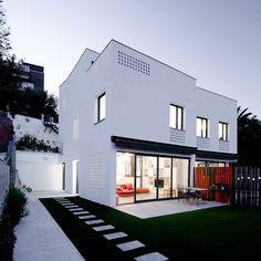 Archdezart-Two Family Houses-Jordi Oriol Calbetó_6