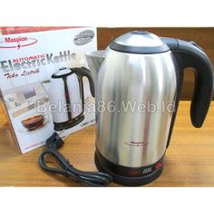 Maspion Automatic Electric Kettle UMP-1816