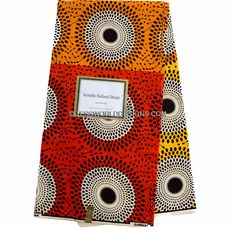 Ankara fabric/ African Fabric for sale/ for by TessWorldDesigns