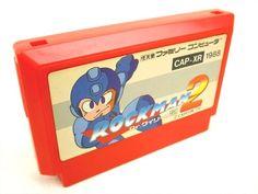 rockman 2 megaman famicom nes #nintendo fc japan hit 1227pa from $0.99