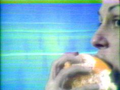 A video based collage by Lynda Benglis. 1973