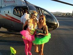 """Paris Hilton (@ParisHilton): """"Flying home from #EDC in a helicopter is so much fun! Such amazing views & no traffic. #YES!"""" (9-6-2012)"""