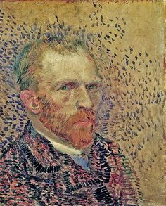 Vincent van Gogh Self Portrait painting is shipped worldwide,including stretched canvas and framed art.This Vincent van Gogh Self Portrait painting is available at custom size. Art Van, Van Gogh Art, Van Gogh Portraits, Van Gogh Self Portrait, Vincent Van Gogh, Van Gogh Museum, Van Gogh Pinturas, Kunst Online, Van Gogh Paintings