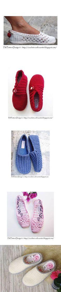 Marca en las botas de verano - todo en calados ... (ganchillo) - País mamá