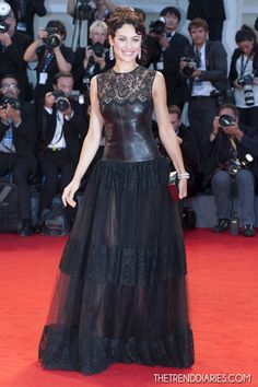 Olga Kurylenko at the 'To The Wonder' Premiere during the 69th Venice Film Festival at the Palazzo del Cinema in Venice, Italy - September 2, 2012