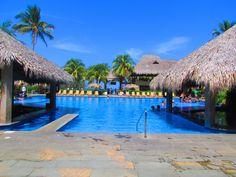 Flamingo Resort Spa, All inclusive Costa Rica resort. Playa Flamingo, Costa Rica #CostaRica
