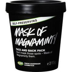 Mask Of Magnaminty - Självkonserverad