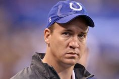 Peyton Manning- your a colts legend forever!