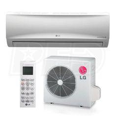 18 000 Btu 1 5 Ton Ductless Mini Split Air Conditioner And