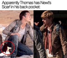 IF THIS MEANS NEWT DIES EARLY, I THINK THIS TIME I'M GOING WITH HIM. This is NOT okay!!!