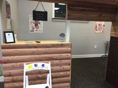 The Doctors office ( Sponsored by : CROCKET KIDS PEDIATRICS / Dr Scott Benefield )