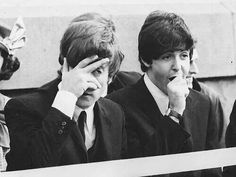 They look a little bored #Beatles#FabFour