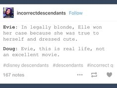Descendants; Disney
