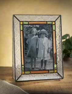 Stained Glass Photo Frames | J. Devlin | Uncharted Visions