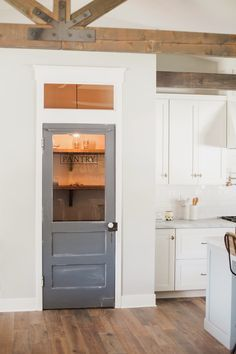 1970's kitchen reimagined | project before and afters | pinterest