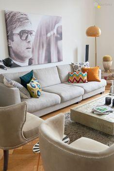 #wohnzimmer #ideen #einrichten #dekoration Wir Zeigen Dir, Wie Sabine Und  Alexander