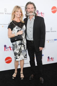 Kurt Russell and Goldie Hawn - Richard Shotwell/Invision/AP explains why she never married Kurt Vintage Hollywood, In Hollywood, Goldie Hawn Kurt Russell, How Many Years, Never Married, Explain Why, Celebs, Celebrities, Famous Faces