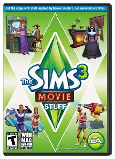 The Sims 3: Movie Stuff Pack Windows PC/Mac Game Download Origin CD-Key Global for only $9.95. #videogames #game #games #deal #deals #gaming #awesome #awesomeness #awesomesauce #cool #gamer #gamers #win #ftw